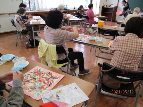 5月12日寿学級の様子2